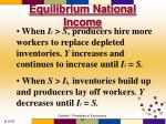 equilibrium national income4