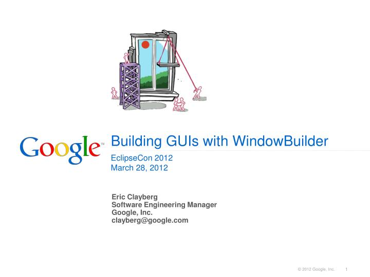 building guis with windowbuilder n.