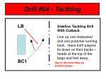 drill 04 tackling