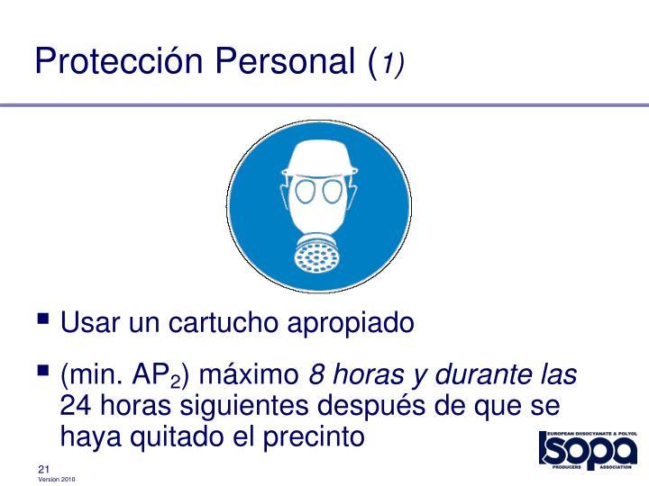 Protección Personal (