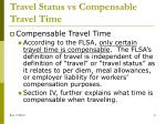 travel status vs compensable travel time5