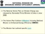 national mission on enhanced energy efficiency nmeee