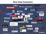 blue chip customers