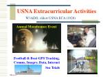 usna extracurricular activities