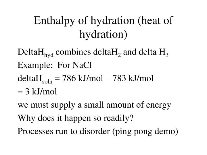 properties of hydrates essay The properties of ceramic materials, like all materials, are dictated by the types of atoms present, the types of bonding between the atoms, and the way the atoms are packed together in general, most ceramics are hard, wear-resistant, brittle, refractory, thermal insulators, electrical insulators, nonmagnetic, oxidation resistant, prone to.