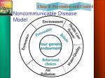 noncommunicable disease model2