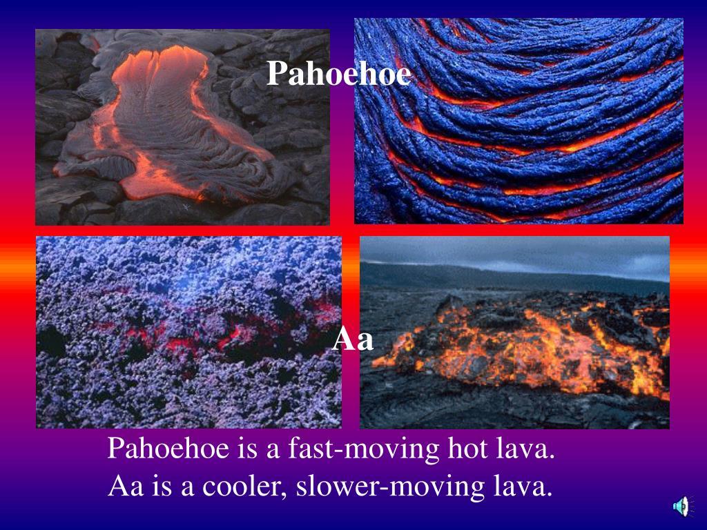Pahoehoe