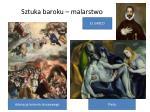sztuka baroku malarstwo4