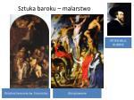 sztuka baroku malarstwo7