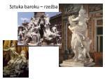 sztuka baroku rze ba