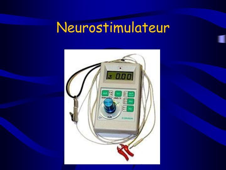 Neurostimulateur
