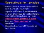 neurostimulation principe