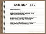 stilbl ten teil 2