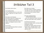 stilbl ten teil 3