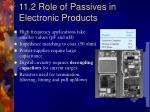 11 2 role of passives in electronic products