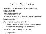 cardiac conduction1