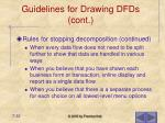 guidelines for drawing dfds cont3