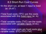 8 3 short run cost curves