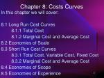 chapter 8 costs curves