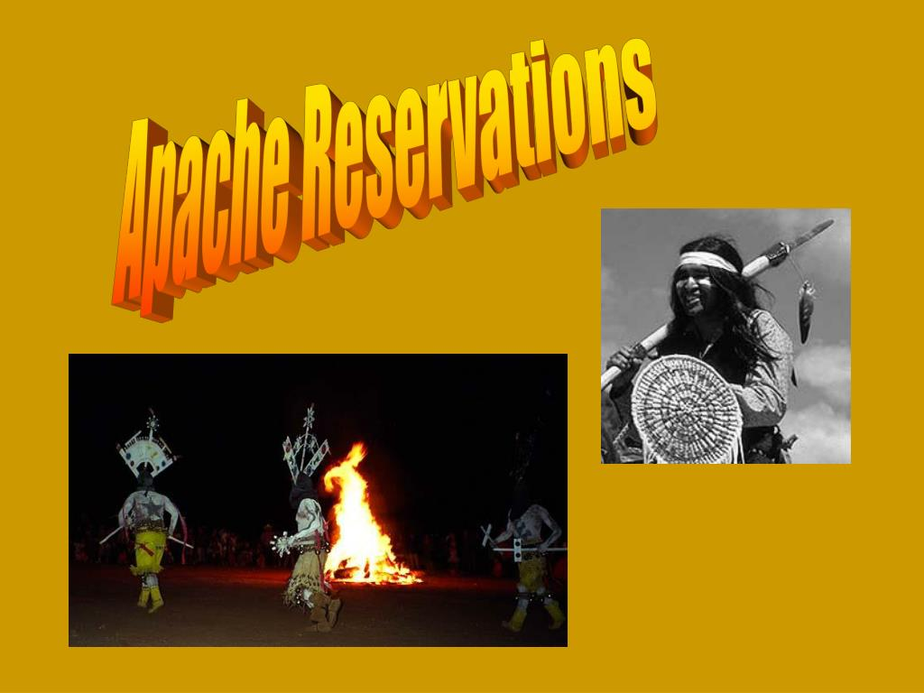 Apache Reservations