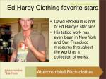 ed hardy clothing favorite stars3