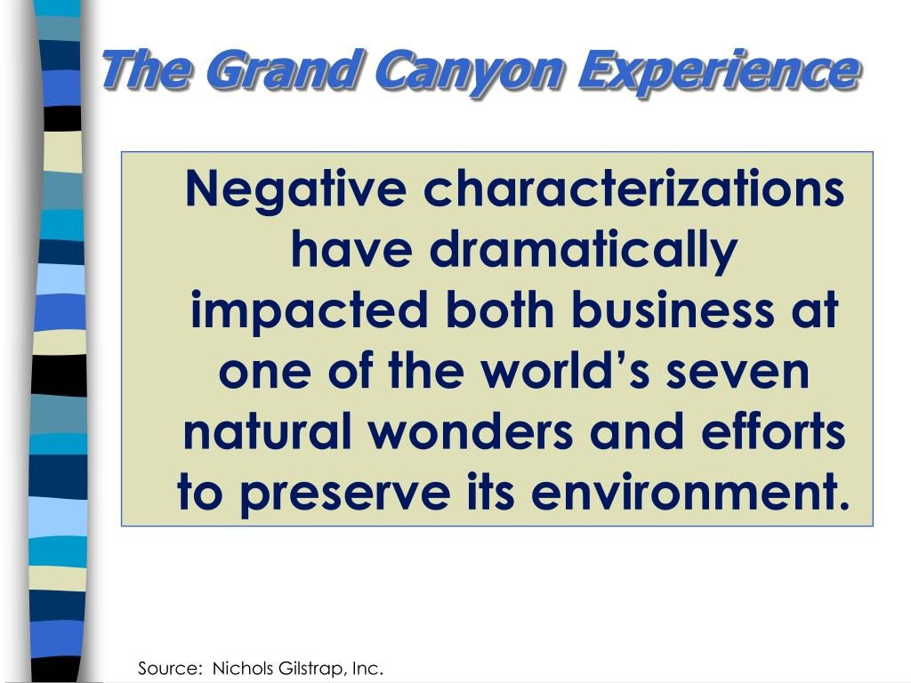 The Grand Canyon Experience
