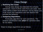 class design4
