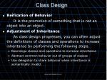 class design8