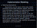implementation modeling2