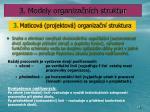 3 modely organiza n ch struktur1