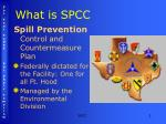 what is spcc