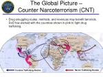 the global picture counter narcoterrorism cnt