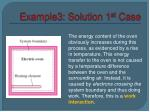 example3 solution 1 st case