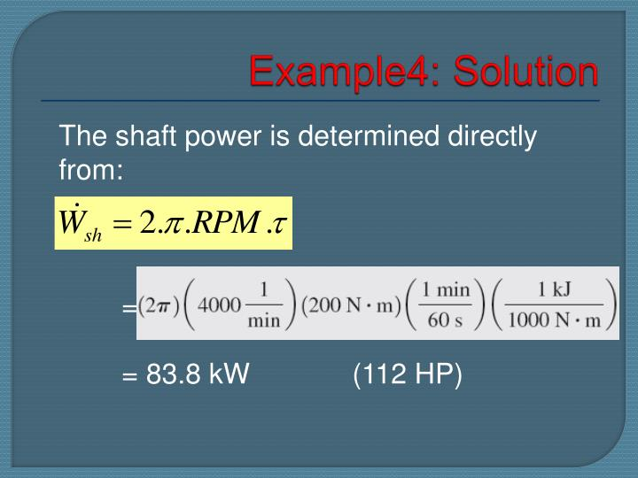 Example4: Solution