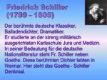 friedrich schiller 1759 1805