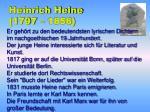 heinrich heine 1797 1856