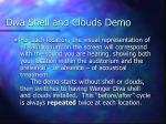 diva shell and clouds demo2