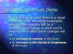 diva shell and clouds demo4