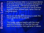 business letters18