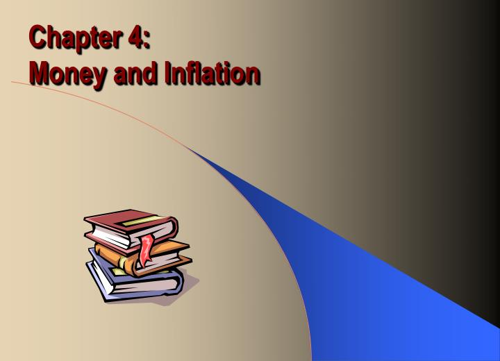 chapter 4 money and inflation n.