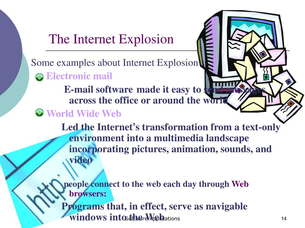 The Internet Explosion
