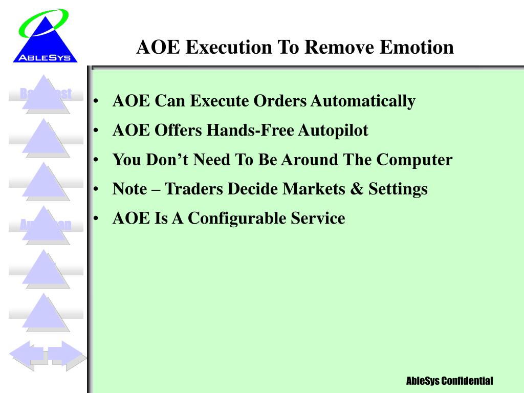 AOE Execution To Remove Emotion