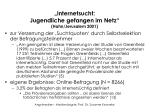 internetsucht jugendliche gefangen im netz hahn jerusalem 20011