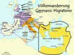 v lkerwanderrung germanic migrations