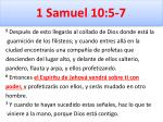 1 samuel 10 5 7