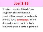 joel 2 23