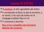 lucas 4 19 21