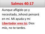 salmos 40 17