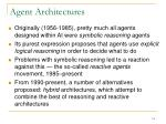 agent architectures3
