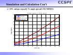 simulation and calculation con t3
